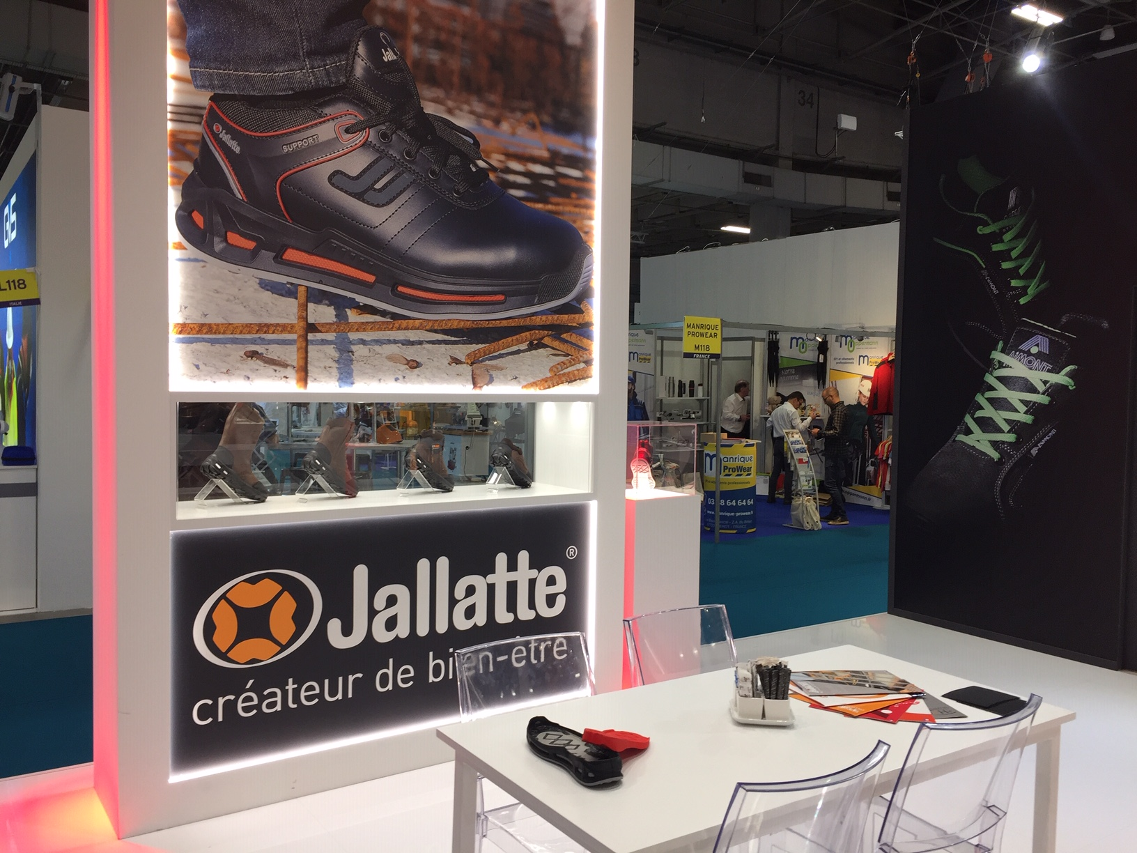 Stand Expoprotection Jallatte 2018